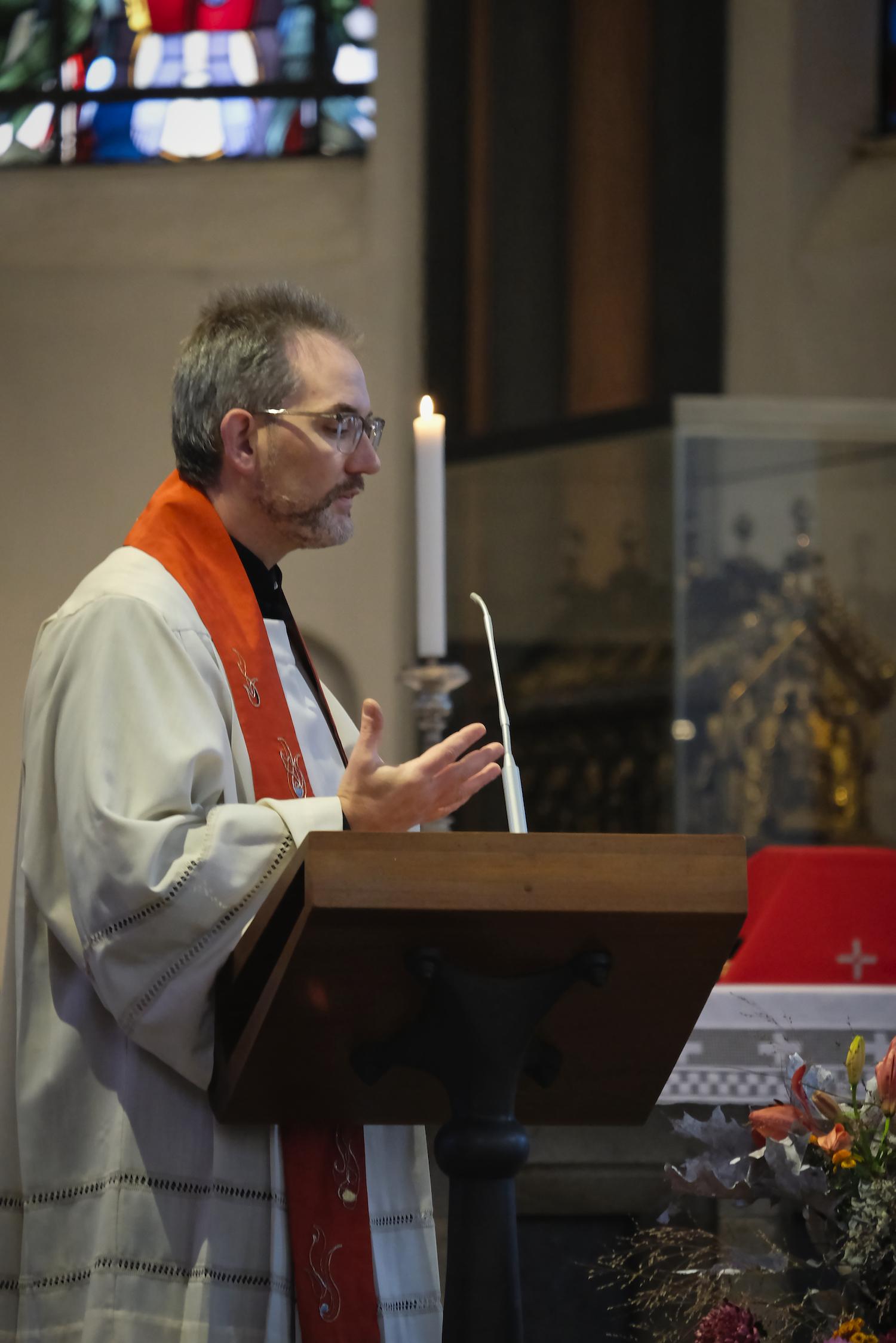 Pfarrer Thomas Müller